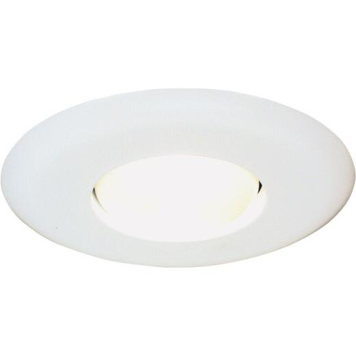 Thomas 6 In. White Open Recessed Fixture Trim