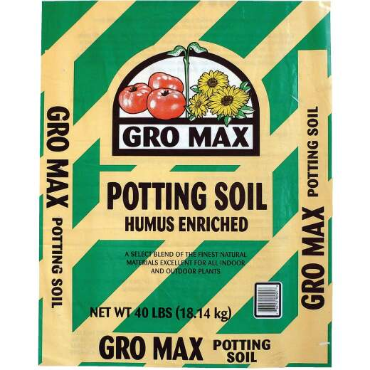 Gro Max 40 Lb. All Purpose Potting Soil